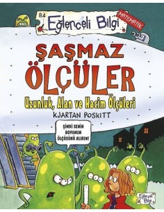 Eğlenceli Bilgi  Yayınları  Şaşkın Dinozorlar