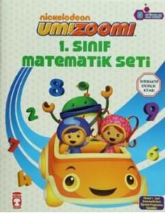 Timaş Çocuk Yayınları Umızoomı 1.sınıf Matematik Seti