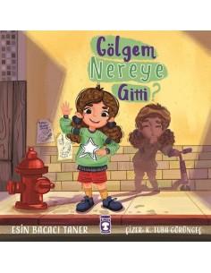 Timaş Çocuk Yayınları Annem, Babam ve Ben Okuyoruz