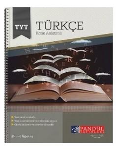 Pandül Yayınları TYT Türkçe Defteri