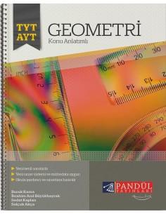 Pandül Yayınları TYT- AYT Geometri  Defteri