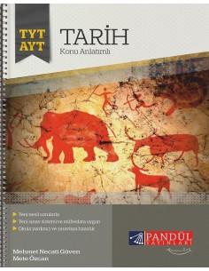 Pandül Yayınları TYT-AYT Tarih Defteri