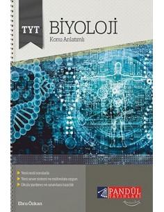 Pandül Yayınları TYT- AYT Biyoloji  Defteri