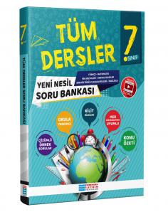 Evrensel İletişim Yayınları 7. Sınıf Tüm Dersler Soru Bankası