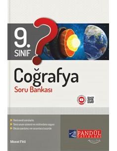 Pandül Yayınları 9. Sınıf Coğrafya Soru Bankası