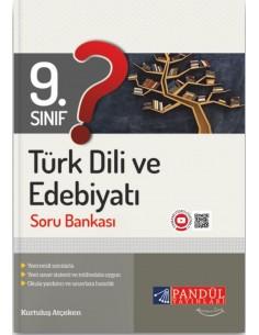 Pandül Yayınları 9. Sınıf Türk Dili ve Edebiyatı Soru Bankası