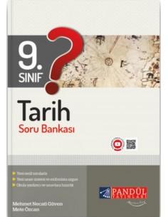 Pandül Yayınları 9. Sınıf Tarih  Soru Bankası
