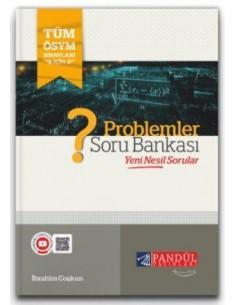 Pandül Yayınları TYT Problemler Soru Bankası