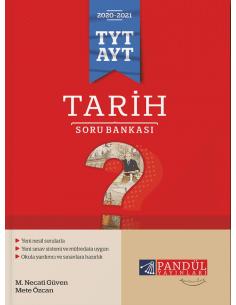 Pandül Yayınları TYT-AYT Tarih Soru Bankası