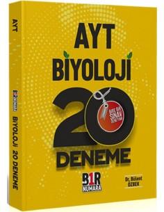 Birnumara Yayınları AYT Biyoloji 20 Deneme