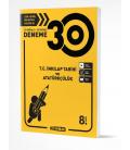 Hız Yayınları 8. Sınıf İnkilap Tarihi 30 Deneme
