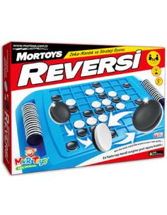 Mortoys Plastik Reversi