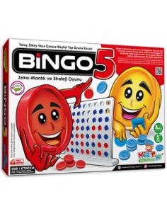 Mortoys Bingo 5