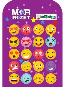 Emoji Rozet  37 mm
