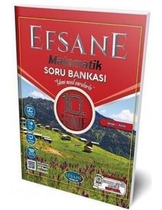Efsane Yayınları 10. Sınıf Türk Dili ve Edebiyatı Soru Bankası