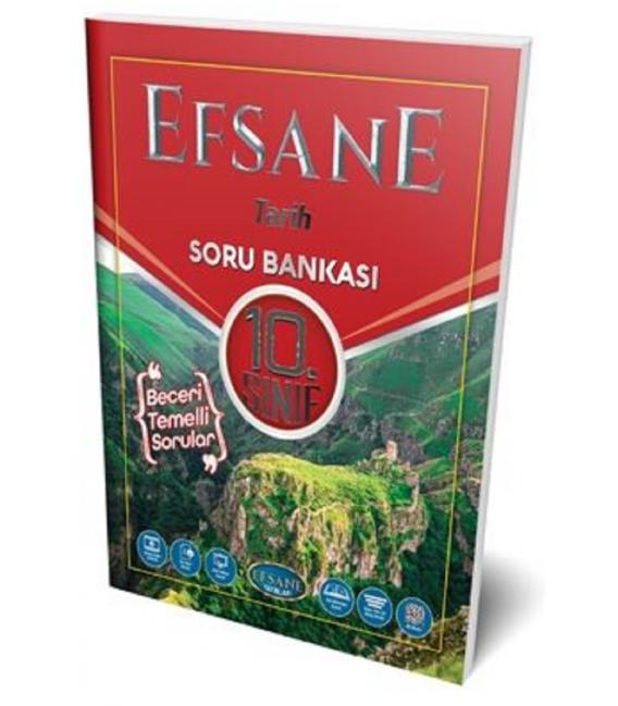 Efsane Yayınları 10. Sınıf Tarih Soru Bankası