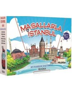 Özyürek Yayınları  Masallarla İstanbul Dizisi (6 Kitap )
