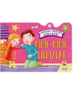 Minik Minik Yıldızlar – Kıpırtılı Pırıltılı Gökyüzü -Sincap Yayınları