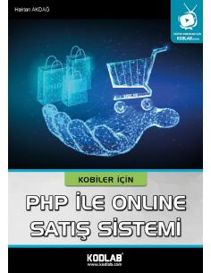 Kobiler İçin PHP ile Online Satış Sistemi - KODLAB