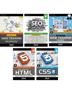 Hızlı ve Kolay Web Tasarım Seti 3 - KODLAB