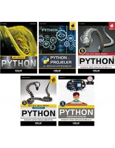 Süper Python Seti - KODLAB