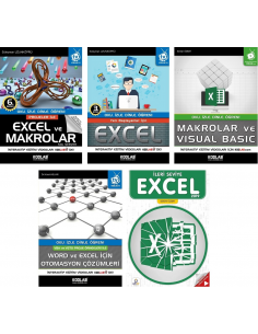 Süper Excel Eğitim Seti - KODLAB