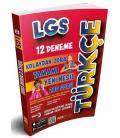 GGS Yayınları 8. Sınıf LGS Türkçe 12 Deneme