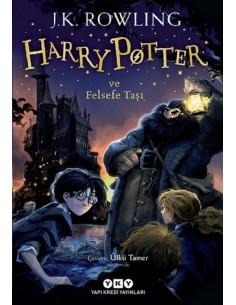Yapı Kredi Yayınları - Harry Potter ve Felsefe Taşı