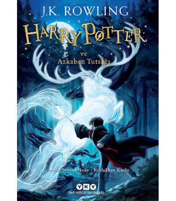 Yapı Kredi Yayınları - Harry Potter ve Azkaban Tutsağı