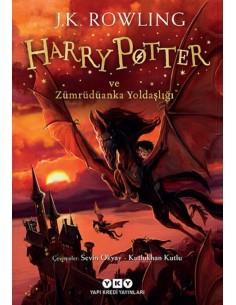 Yapı Kredi Yayınları - Harry Potter ve Zümrüdüanka Yoldaşlığı