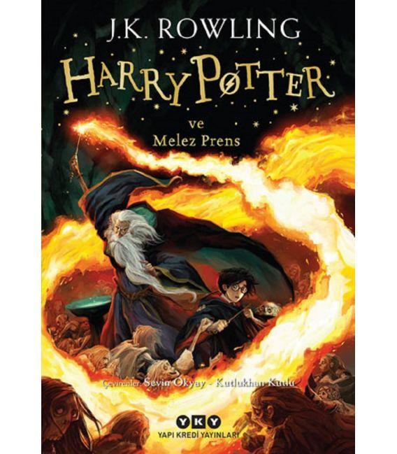 Yapı Kredi Yayınları - Harry Potter ve Melez Prens