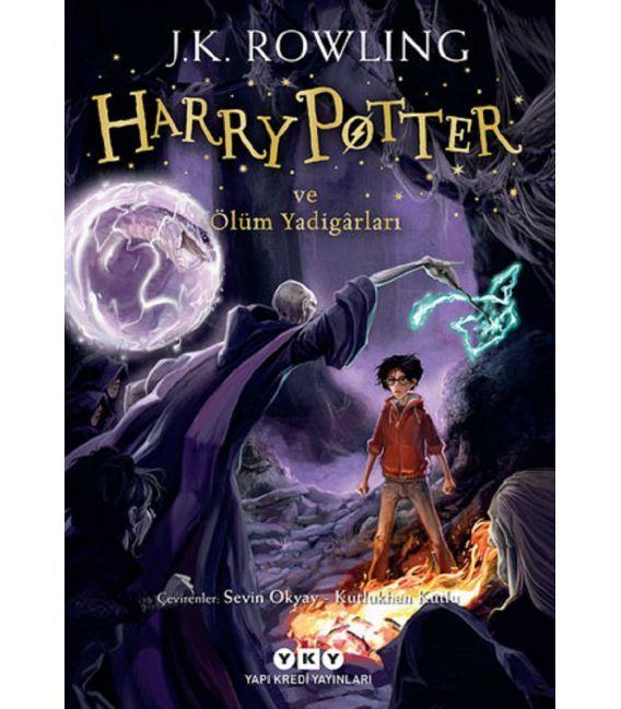 Yapı Kredi Yayınları - Harry Potter ve Ölüm Yadigârları