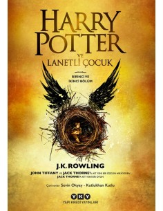 Yapı Kredi Yayınları - Harry Potter ve Lanetli Çocuk