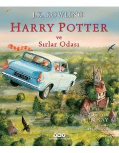 Yapı Kredi Yayınları - Harry Potter ve Sırlar Odası (Resimli Özel Baskı)