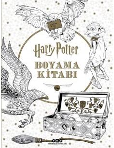 Yapı Kredi Yayınları - Harry Potter Boyama Kitapları