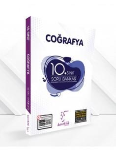 Karekök Yayınları 10.Sınıf Coğrafya Soru Bankası