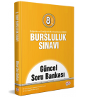 Editör Yayınları 8. Sınıf Bursluluk Sınavı Güncel Soru Bankası