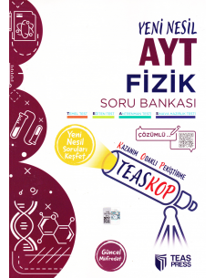 Teas Press TEASKOP AYT Fizik Soru Bankası