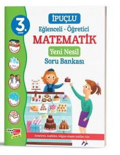Dikkat Atölyesi  3. Sınıf İpuçlu Matematik Yeni Nesil Soru Bankası