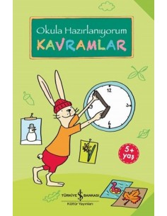 İş Bankası Kültür Yayınları Okula Hazırlanıyorum - Kavramlar