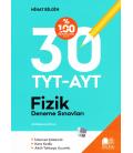 Nihat Bilgin Yayınları TYT/AYT Fizik 30'lu Deneme Sınavı