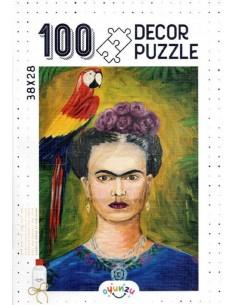 Oyunzu Frida Kahlo Decor Puzzle - 100 Parça