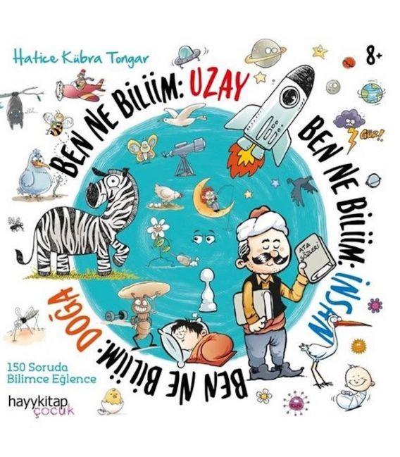 Ben Ne Biliim: İnsan-Doğa-Uzay 3 Kitap Kitap