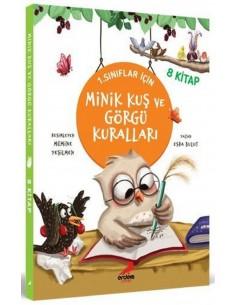 Erdem Çocuk Yayınları Minik Kuş ve Görgü Kuralları