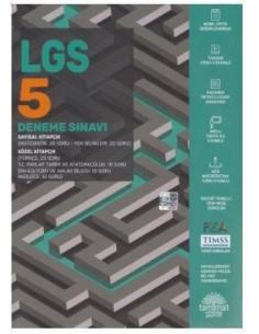 Tammat Yayıncılık 8. Sınıf LGS Tammat LGS 5 Deneme