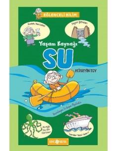 Yaşam Kaynağı Su - Eğlenceli Bilim 1 - Genç Hayat Yayınları