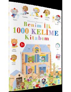 Damla Yayınları Benim İlk 1000 Kelime Kitabım