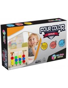Hobi Eğitim Dünyası Four Colours Renk Şekil ve Matematik Oyunu