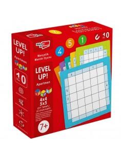 Dikkat Atölyesi LevelUp 10 - Apartman Sudoku