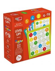 Dikkat Atölyesi LevelUp 9 - Apartman Sudoku